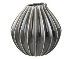 Vase Wide, H 25 cm | Westwing Home & Living