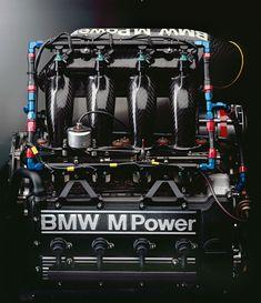 BMW E30 M3 S14B25 (DTM) engine