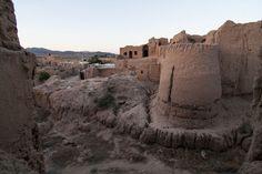 Abyazan abandoned town in Iran