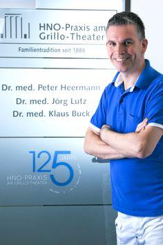 Hals-Nasen-Ohren-Arzt Dr. med Jörg Lutz / HNO-Privatpraxis am Grillo-Theater in Essen