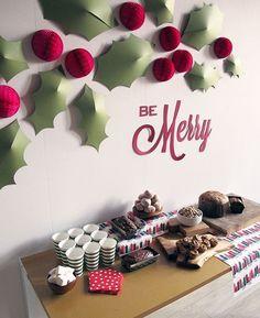 Праздничный декор офиса: 8 ярких идей, 50 лучших примеров - InMyRoom.ru