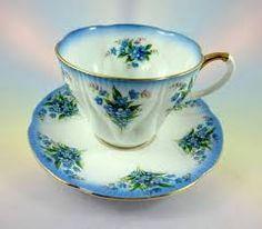 Výsledek obrázku pro porcelán pomněnky