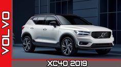 Volvo XC40 2019 | Обзор от AUTO WORLD. RU