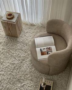 Interior Inspiration, Room Inspiration, Home Room Design, House Design, Home Furniture, Furniture Design, New Room, Modern Interior Design, Decoration