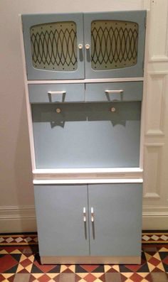 1950 Kitchen Cabinets 1950s vintage kitchen larder cupboard cabinet kitchenette