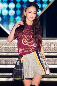 安室奈美恵、台湾最後のライブに2万2千人が集結 引退を惜しまれつつアジアツアーファイナル公演に幕   SPICE - エンタメ特化型情報メディア スパイス