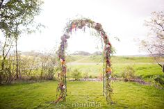Arch, Outdoor Structures, Autumn, Colors, Garden, Wedding, Valentines Day Weddings, Fall, Garten