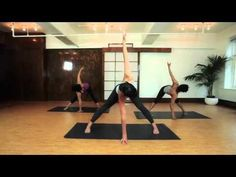 Detox flow with Clara Roberts-Oss - very relaxing and well-sequenced