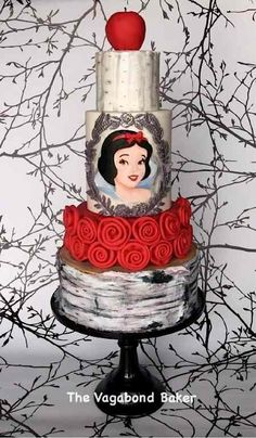 Disneyland turns 61 today! Let's celebrate!   (By Cuteology Cakes )    And while we're at it, who ...