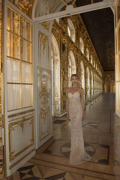 Netta BenShabu Bridal Haute Couture   SPRING 2015