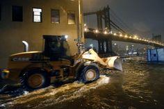 super storm sandy new york