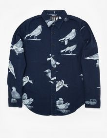 Bird Shirt, Han Kjobenhavn