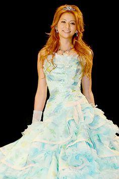香里奈プロデュースのウェディングドレス | ファッション |
