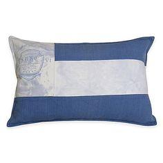 Park B. Smith® Vintage House Sail Maker Oblong Throw Pillow