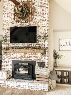 249 best fireplace decor images in 2019 fire places farmhouse rh pinterest com