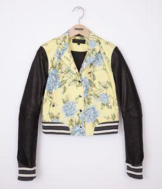Tweed Baseball Jacket - @ Parc Boutique | Shop // PARC | Pinterest ...