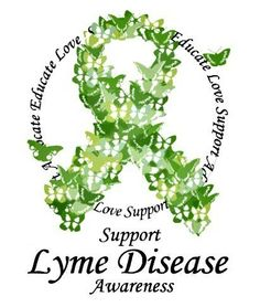 Why Lyme Disease Awareness is important.