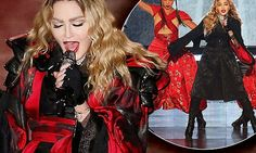 Madonna regains royal title as world's top touring solo act