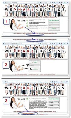 Mesaj important pentru toti membrii Perfect Internet                                                                                                         PerfectInter.net va da i gratuit Actiuni ale societatii We Share Success Inc.  Este suficient sa va conectati cu adresa de dvs de e-mail si parola  http://wesharesuccess.perfectinter.net