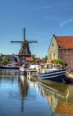 Meppel, Drenthe, The Netherlands. #greetingsfromnl