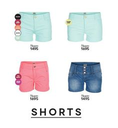 Spring Summer Collection '13 - Shorts
