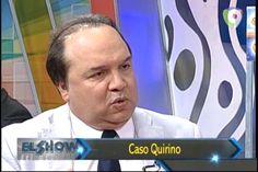 Vinicio Castillo Semán Discute Caso Quirino En El Show Del Medio Día #Video