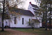 Mänttä-Vilppulan seurakunta - Pohjaslahden kirkko