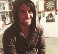 Just have to love Danny's smile