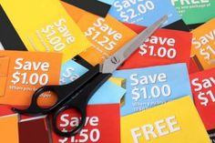 Cut Coupon Clutter | Stretcher.com - There was a time when she wouldn't let another coupon into her house