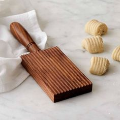 Williams-Sonoma Walnut Gnocchi Roller #williamssonoma