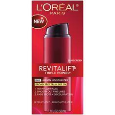 RevitaLift Triple Power Lotion Moisturizer - L'Oréal Paris