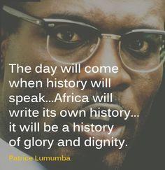 Caminos del viento: Patrice Lumumba