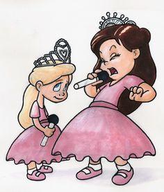 Sophia Grace & Rosie - found this on Tumblr