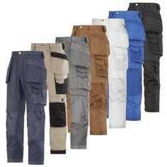 243b4f3684ea1f Snickers Handwerkerhose Cordura® 3214. ArbeitskleidungHandwerkerKhaki Hosen