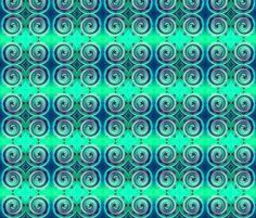 14208328793241 fabric by chaveli on Spoonflower - custom fabric