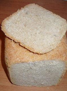 0018. chléb jogurtový - recept pro domácí pekárnu Bread, Baking, Food, Drinks, Bread Making, Drinking, Meal, Beverages, Patisserie
