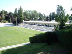 Rehabilitación Campo de Rugby Ciudad Universitaria, 2009