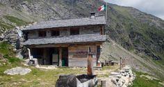 RIFUGIO NON CUSTODITO ALPE VALLE' - Sorge all'Alpe Vallè di Sopra a 2175 m.