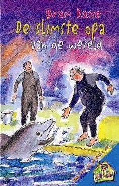 Aanrader! Voorleesboek voor KBW 2016: Voor altijd jong (De slimste opa van de wereld - Bram Kasse)