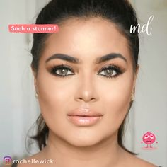 CONTOUR TUTORIAL - A way to enhance your facial features through contour and bronzing! By: Rochelle Wick - How To Blend Contouring, Easy Contouring, Contouring For Beginners, Makeup For Beginners, Contouring And Highlighting, Face Contour Makeup, Makeup Contouring Tutorial, Contouring Round Face, Makeup Tutorials
