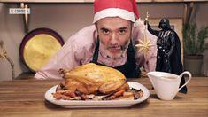 Trucos para conseguir pechugas jugosas, patas tiernas y piel crujiente cuando metes al horno pollos, pavos, capones, pulardas y otras aves navideñas.
