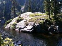 Island Lake South of Boardman Lake— Washington Trails Association