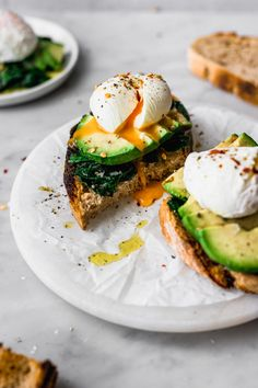 Poached Eggs - Cooking Basics | Cravings Journal