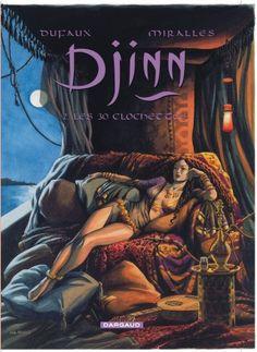 Jean DUFAUX & Ana MIRALLES- Djinn 2 Les 30 clochettes