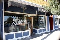 Apizza Scholls.  Best Pizza I've ever had. Portland OR