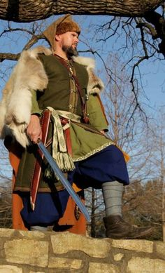 The Rus were an early medieval group or people who gave their name to the lands of Russia, Ruthenia, and Belarus. Their nature, origin and identity are much in dispute. Most Western scholars believe them to be a group of Varangians, specifically Norsemen.