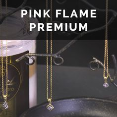 "Fiore Di Oro ""Flowers of Gold"" $35.41 $49.95 Welcome to the Pink Flame Premium Collection. Discover the latest styles in upscale jewelry ranging from .925 sterling silver to solid gold with precious gems. Stay tuned as we debut jewelry from the nation's finest jewelers. Pink Flame JIC Premium Collection: A perfect blend of premium scent and exceptional jewelry! - See more at: https://www.jewelryincandles.com/store/jic-hanbury-store"