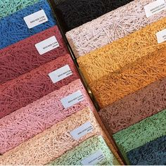 BAUX acoustic tiles available in new shapes and colours at Form. contact hello for more details Acoustic Ceiling Panels, Acoustic Wall, Deco Restaurant, Acoustic Design, Floor Ceiling, Construction Materials, Sound Proofing, Material Design, Ceiling Design
