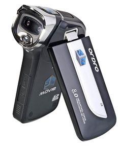 Portable 3D camcorder 3D Video Camera Double Lens HD 720P HDV-VD1