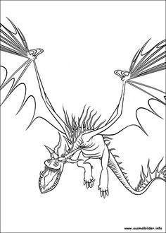 die 62 besten bilder von dragons | drachen, drachenzähmen leicht gemacht und ausmalbilder